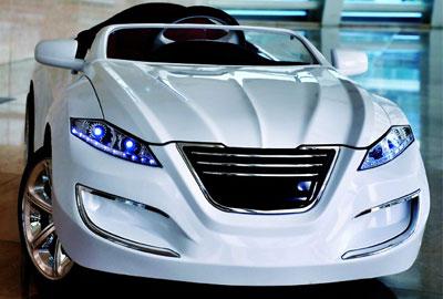 Dětský elektromobil Henes M7