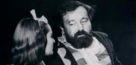 Jan Werich a Soňa Červená v muzikálu Divotvorný hrnec
