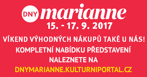 Dny Marianne 2017