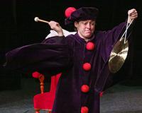 Kryštof Nohýnek v představení Princové jsou na draka. Foto: Petr Sankot