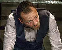 Lukáš Langmajer v komedii Příště ho zabiju sám! Foto: Petr Sankot