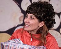 Eva Decastelo v komedii A do pyžam! Foto: Petr Sankot